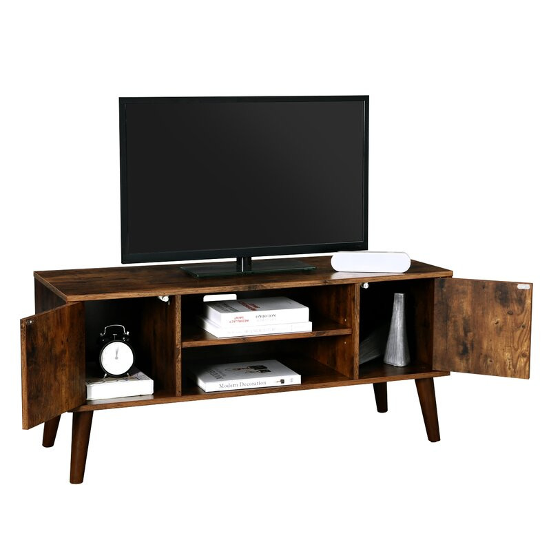 Comodă TV 49 Baylee,110cm L x 50cm H x 40cm D( 499793)