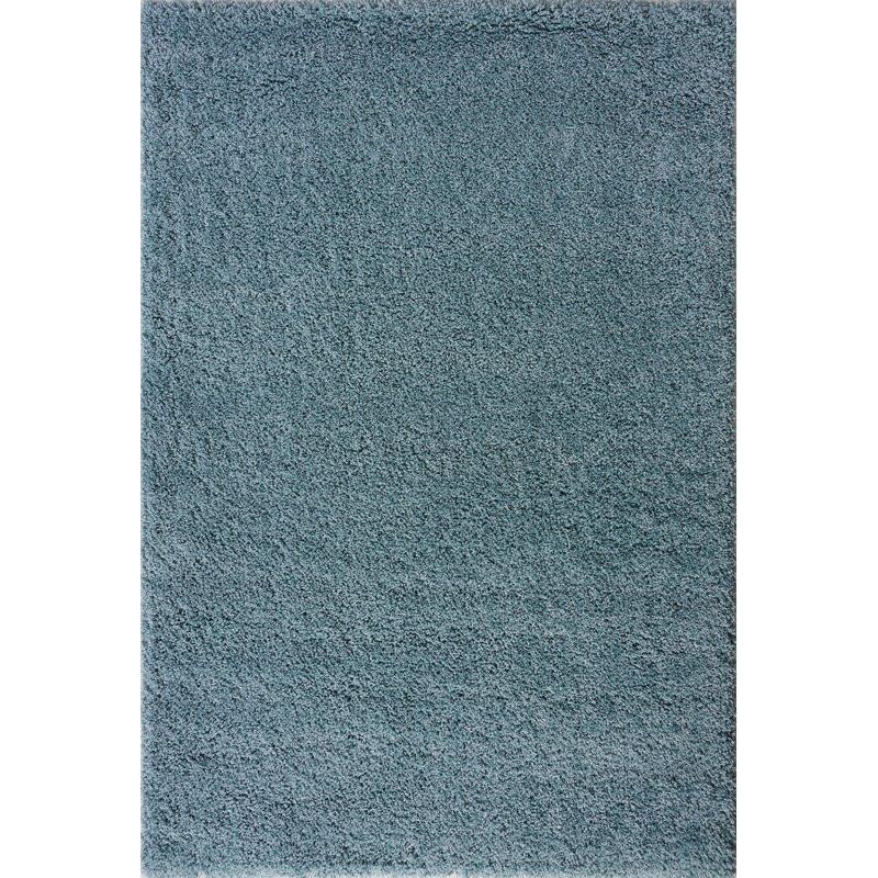 Covor Chanice albastru deschis, 160 x 230cm