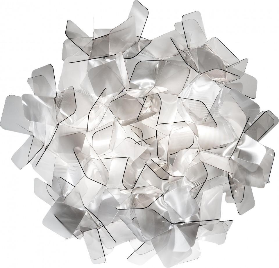 Lustră Clizia transparentă, 53x20cm