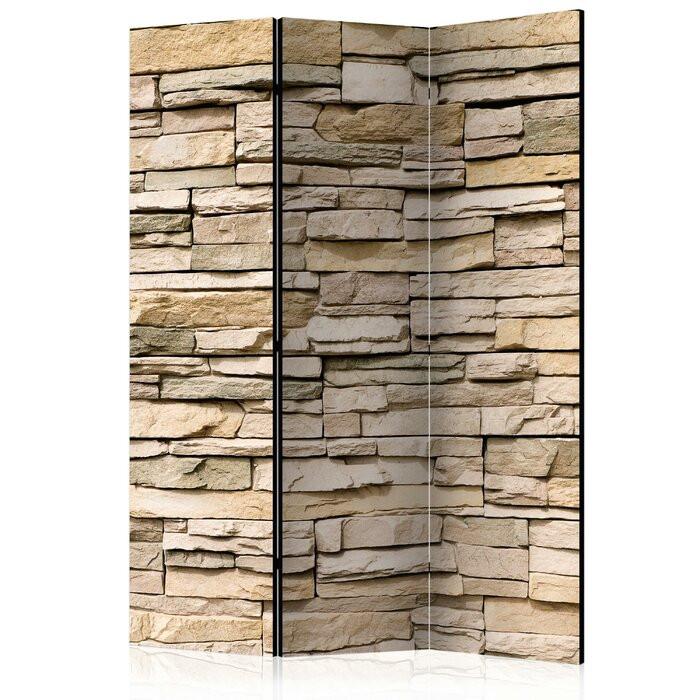 Paravan Stone II, lemn, 172 x 135 x 3 cm chilipirul-zilei.ro