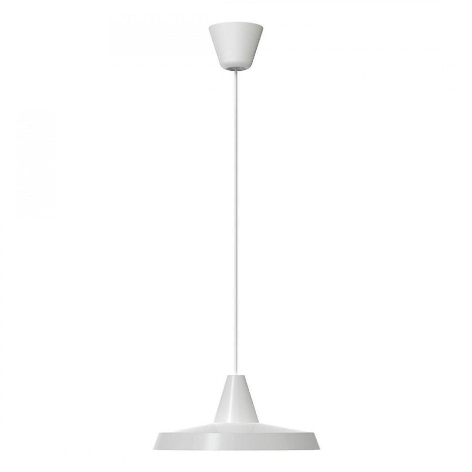 Pendul Anniversary metal, alb, 1 bec, diametru 35 cm, 230 V poza chilipirul-zilei.ro