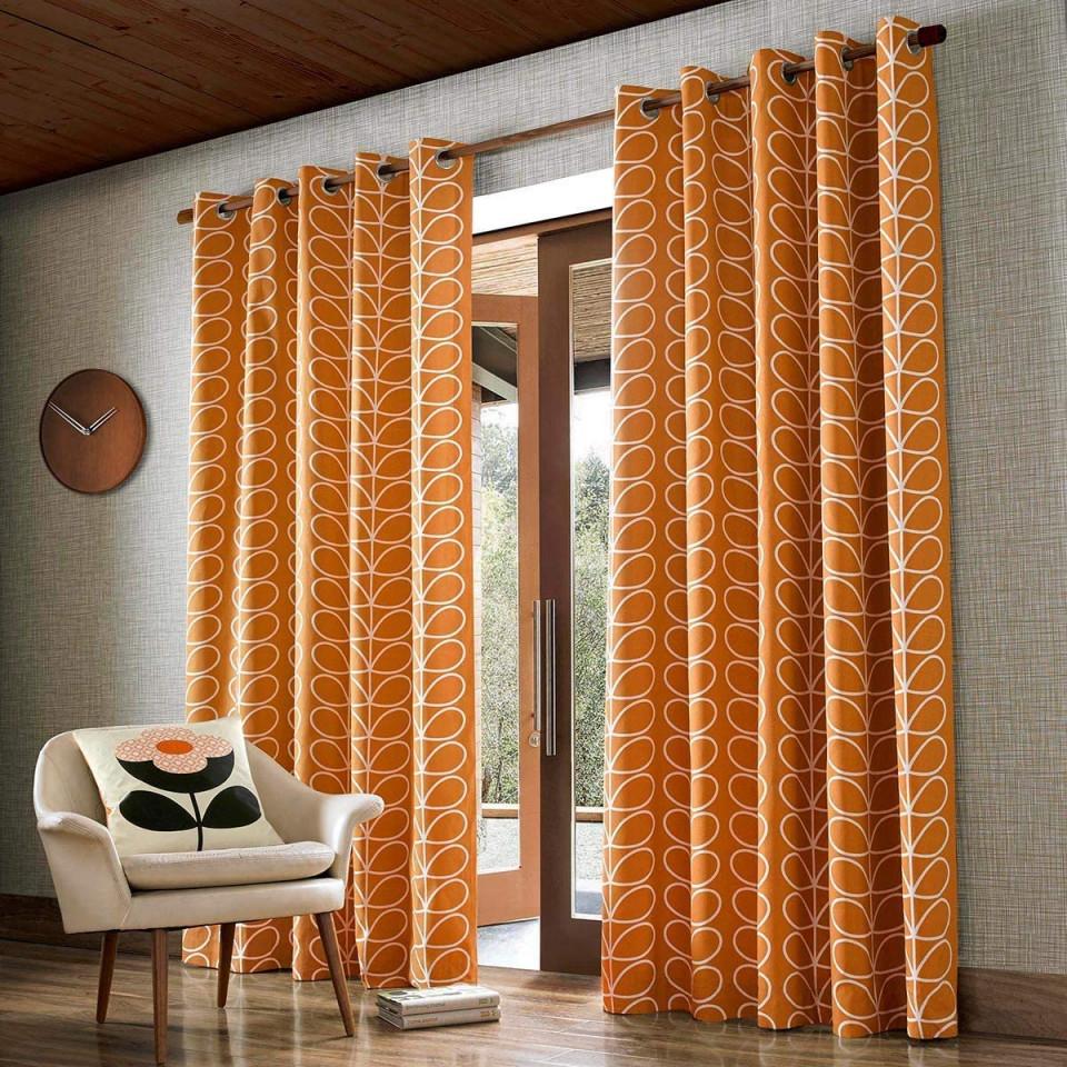 Set de 2 draperii Eyelet, 229 x 274 cm