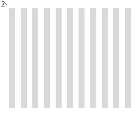 Set de 2 naproane Stripe II imagine chilipirul-zilei.ro