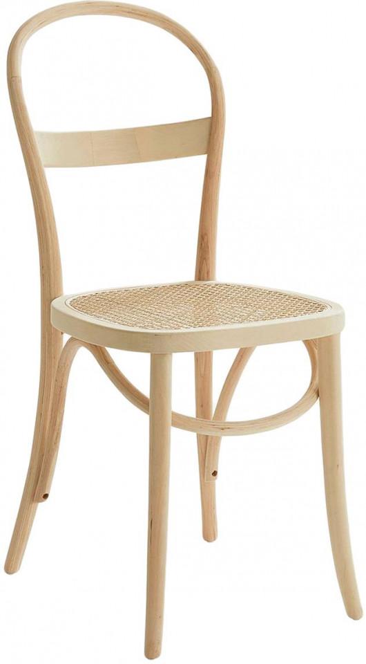 Set de 2 scaune Rippats, maro, 39 x 89 x 53 cm imagine 2021 chilipirul zilei