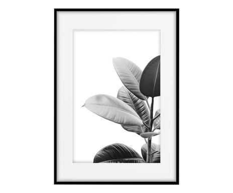 Tablou Plant , 30 x 40 cm poza chilipirul-zilei.ro