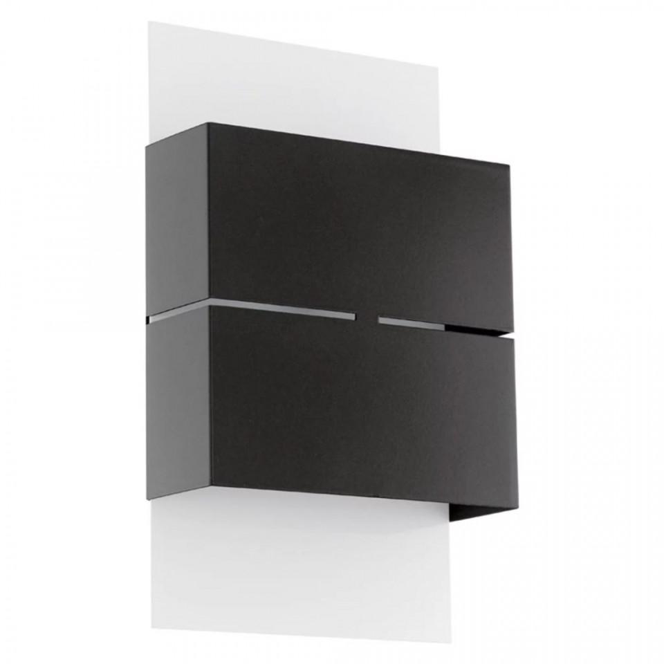 Aplica de exterior Kibea, metal, 7,5 x 26 x 15 cm, 25w imagine