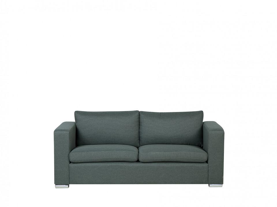 Canapea HELSINKI 3 locuri, gri