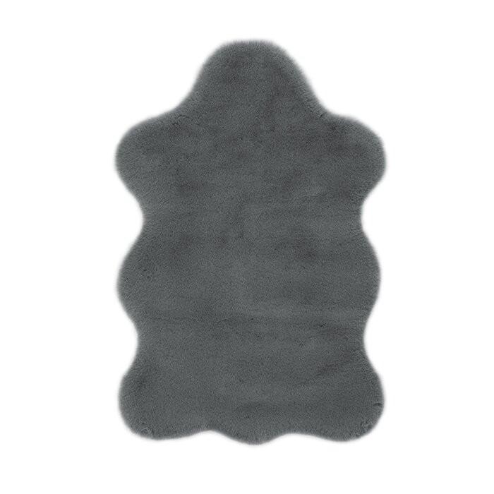 Covor Cingoli, Gri, 55 x 80 cm