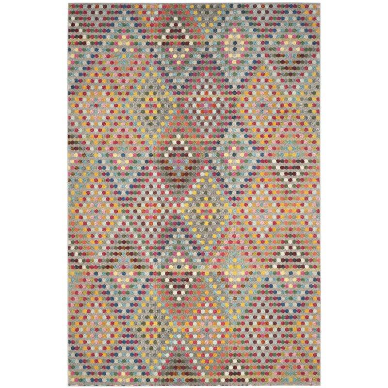 Covor Kori multicolor, 200 x 300cm