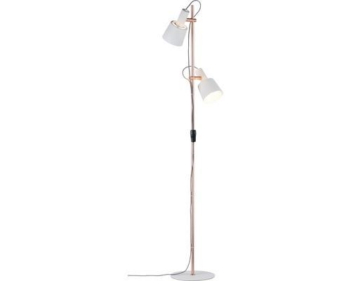 Lampadar Haldar I, metal, cupru, 30 x 152 x 23 cm, 20w imagine 2021 chilipirul zilei
