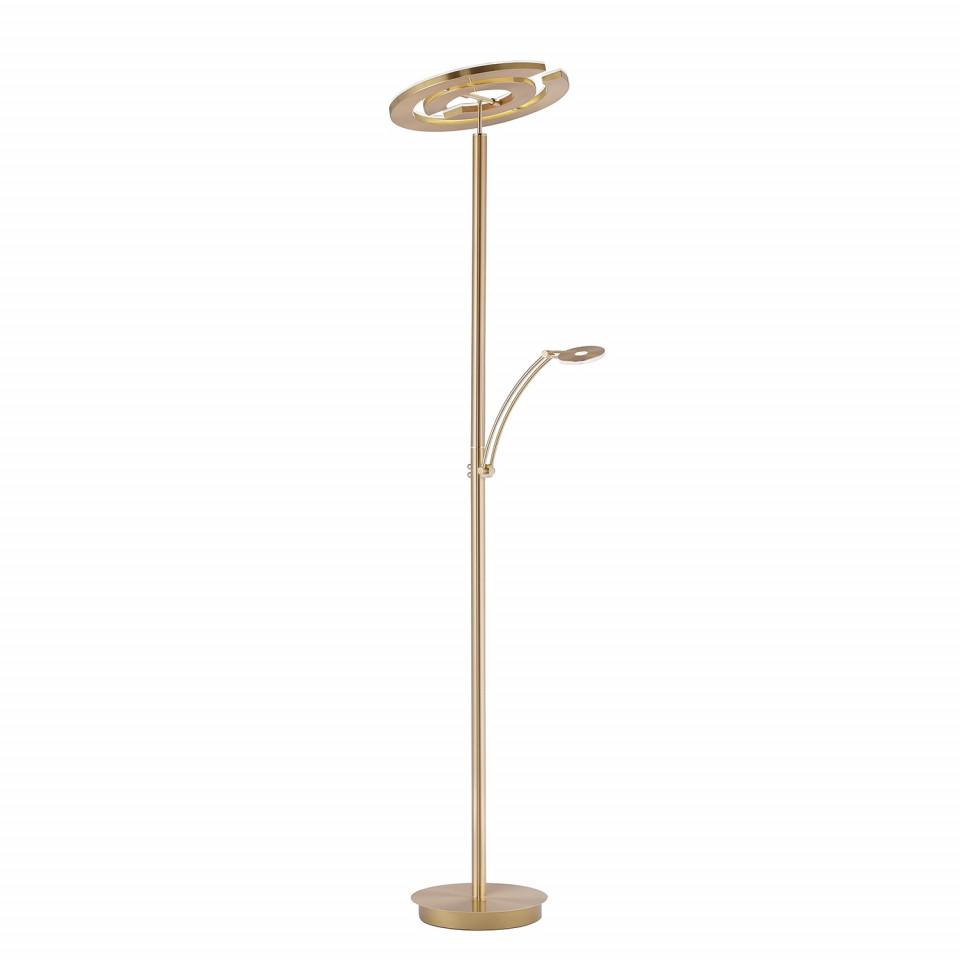 Lampadar Martin, LED, metal/plastic, 40 x 179 x 63 cm