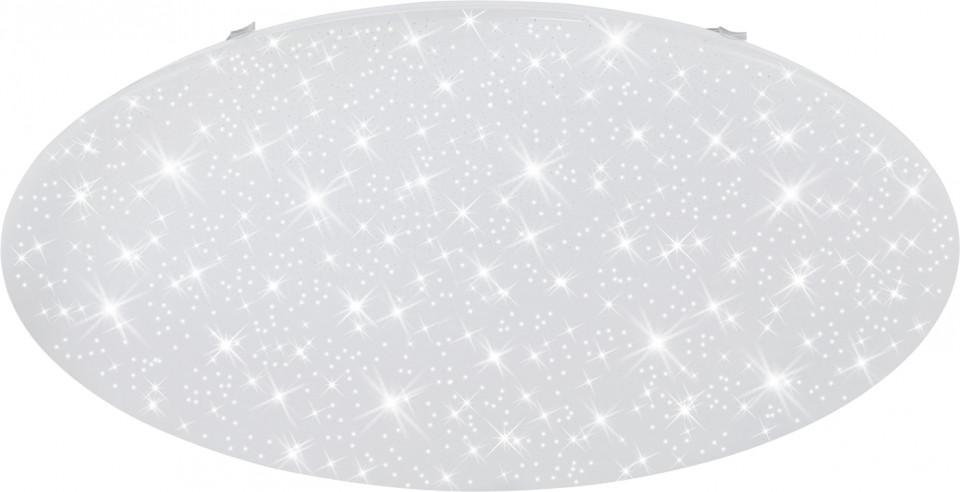 Plafoniera Solea, plastic, alba, 13 x 76 cm, 80w imagine