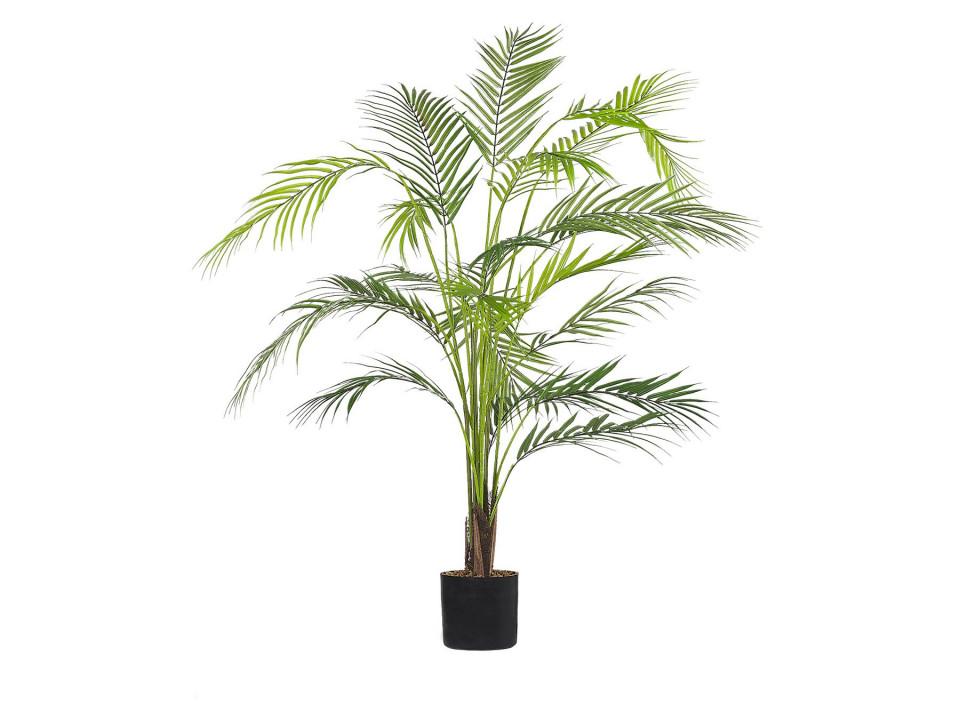 Planta artificiala ARECA PALM, material sintetic, verde, 124 x 12 cm imagine 2021 chilipirul zilei