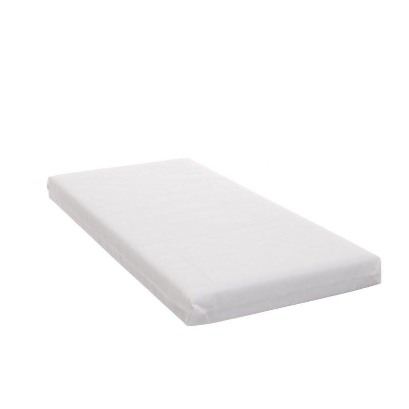 Saltea pat pentru copii din fibră, 140 x 70cm