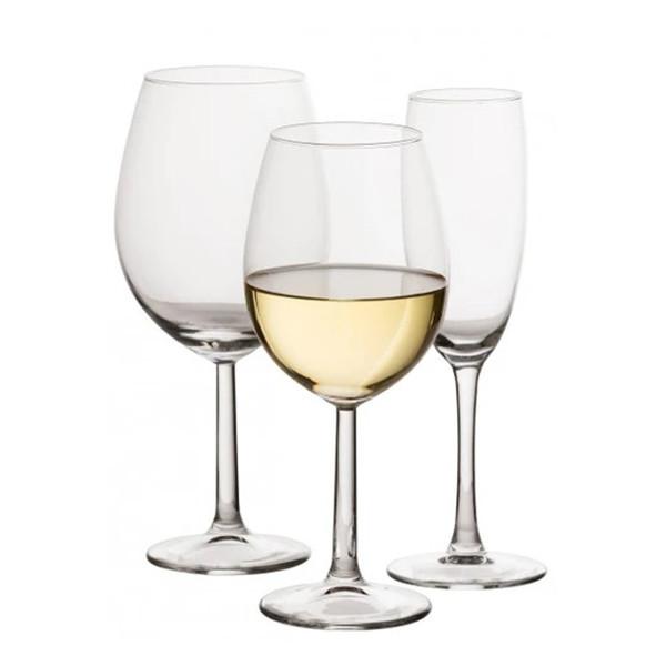 Set de 18 pahare pentru vin si sampanie Karll imagine 2021 chilipirul zilei