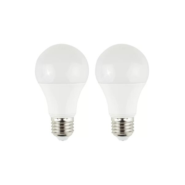 Set de 2 becuri LED GLS, 10W, E27 imagine