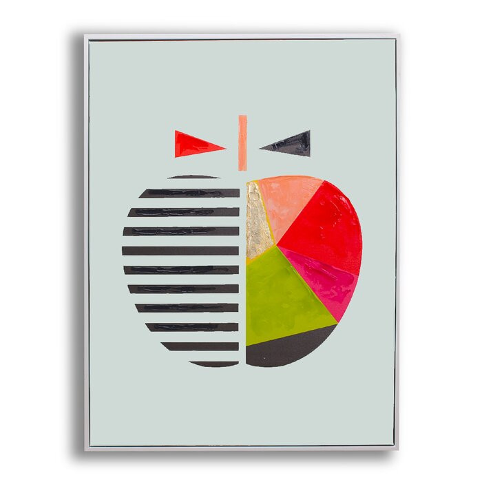 """Tablou """"O felie de mar"""", 82 x 62 cm"""