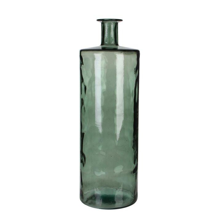 Vaza Chagnon, sticla, gri, 75 x 25 x 25 cm 2021 chilipirul-zilei.ro