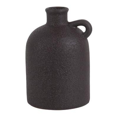 Vază Delmon din ceramica, 12 x 8,3 x 8,3 cm imagine chilipirul-zilei.ro