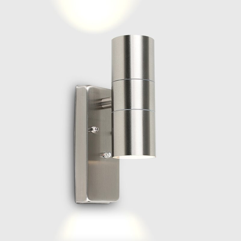 Aplica de exterior Igikpak2 din metal, 28 x 11 cm