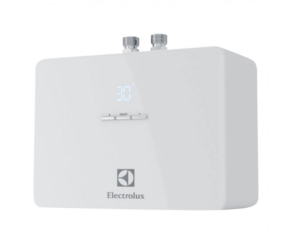 Boiler electric instant Electrolux, alb, 5 L, 4,4 kw, 14 x 19 x 8 cm imagine chilipirul-zilei.ro