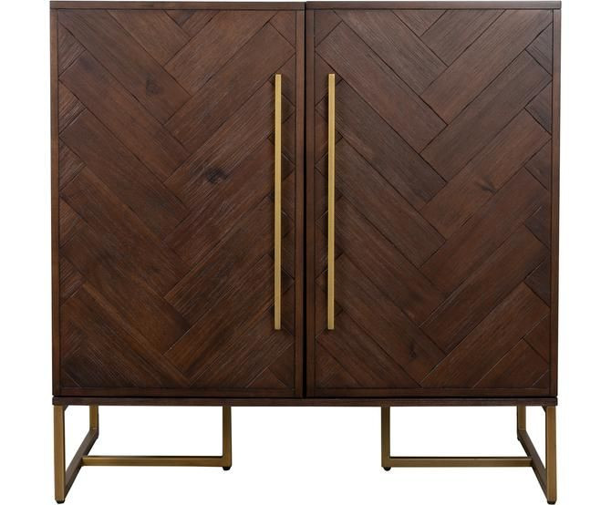 Comoda din lemn, 100 x 100 x 50 cm