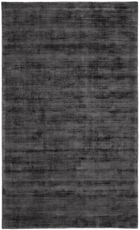 Covor din vascoza tesut manual Jane, 120 x 180 cm, antracit