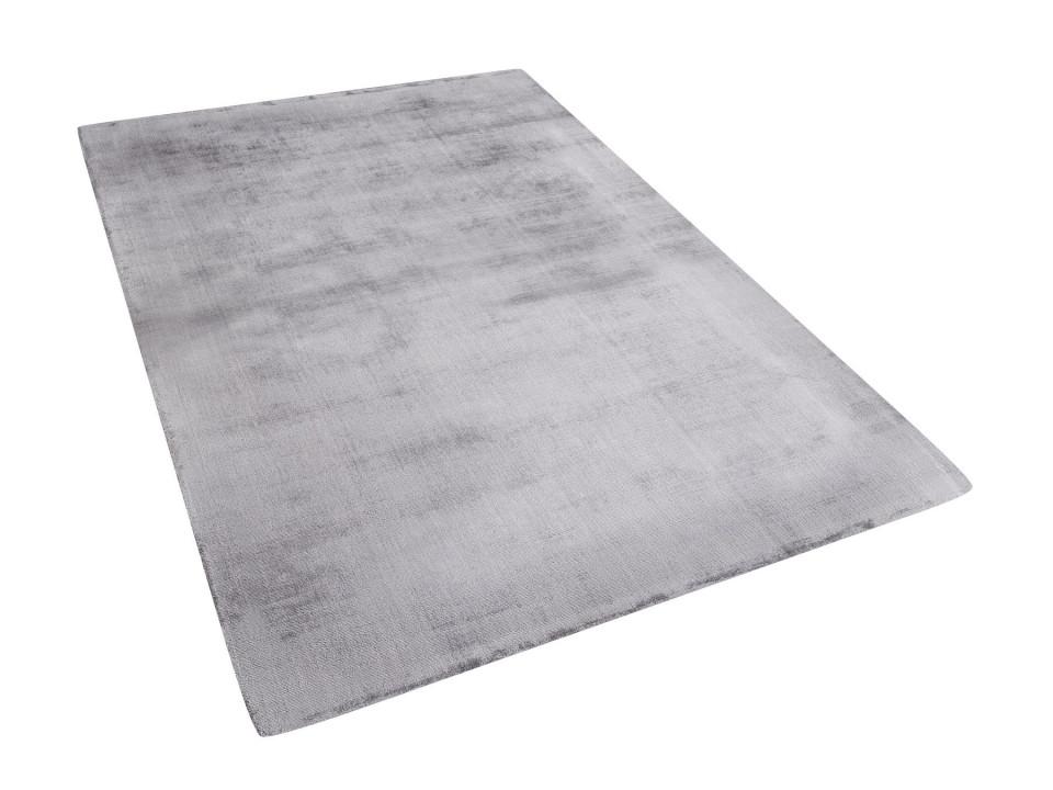 Covor GESI, viscoza/bumbac, gri, 140 x 200 cm imagine 2021 chilipirul zilei