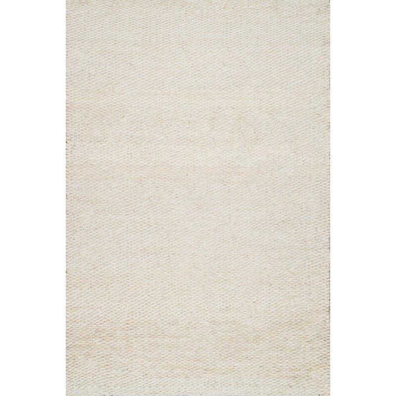 Covor Moura alb / crem, 244 x 305 cm chilipirul-zilei.ro