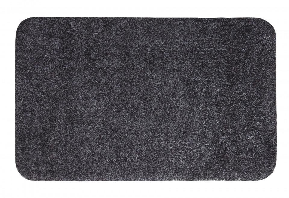 Covoras Samson, bumbac, antracit, 50 x 80 cm 2021 chilipirul-zilei.ro