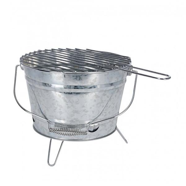 Gratar Excellent Houseware zinc, argintiu