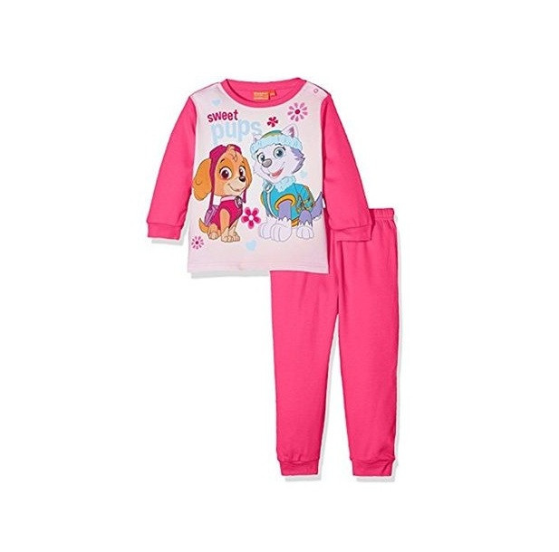 Pijama Paw Patrol in cutie cadou, 12 luni chilipirul-zilei.ro