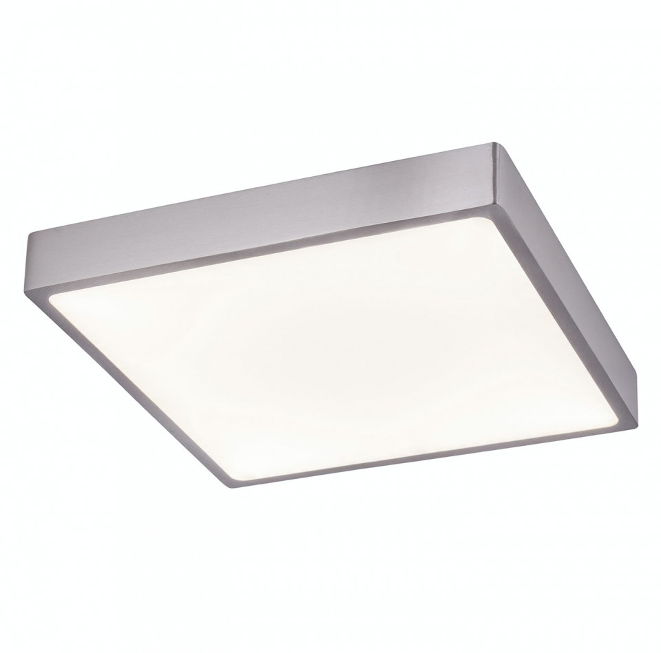 Plafoniera Vitos II sticla acrilica / aluminiu, 1 bec, 230 V 2021 chilipirul-zilei.ro