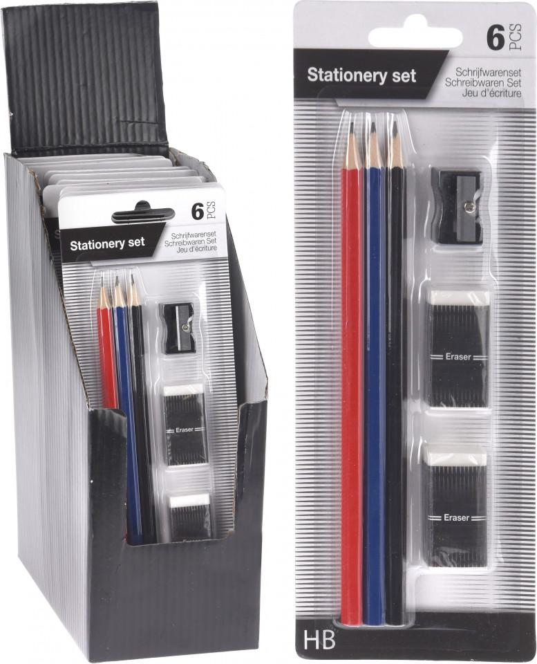 Set de 3 creioane HB Karll( 586611)