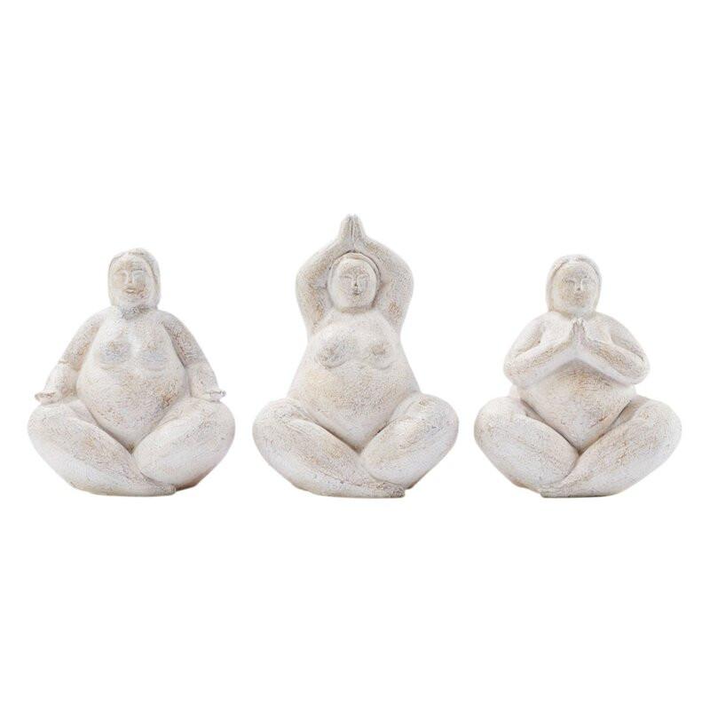 Set de 3 obiecte decorative Christofferso