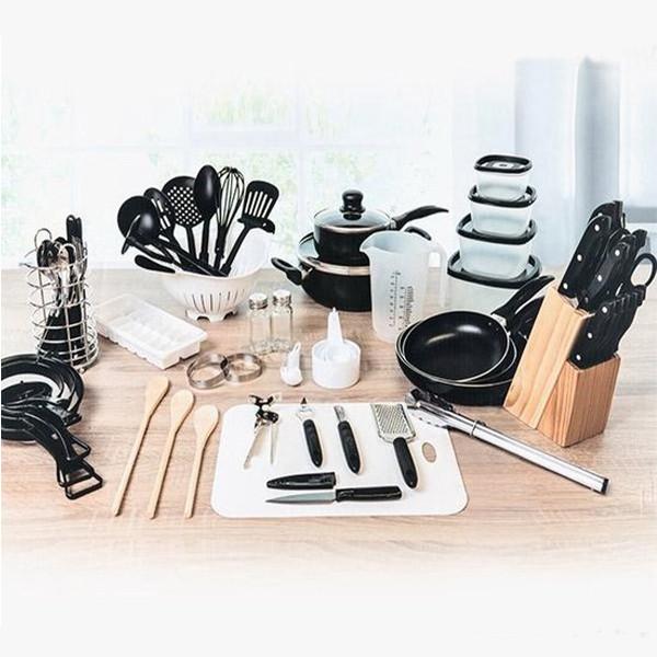 Set Kitchen Starter 80 buc. Karll, ustensile bucătărie