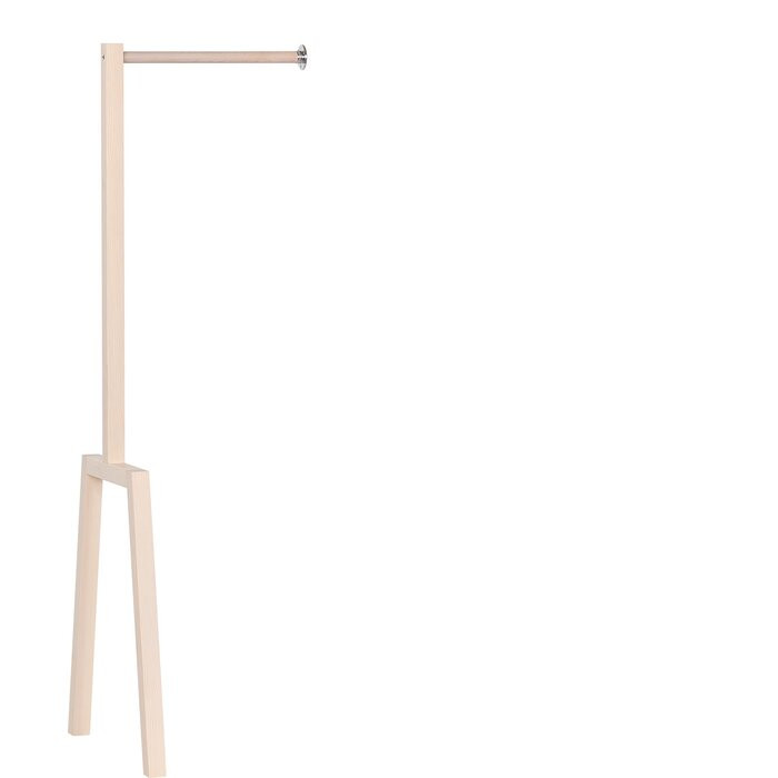 Stand pentru haine, maro, 150 x 44 x 54 cm chilipirul-zilei.ro