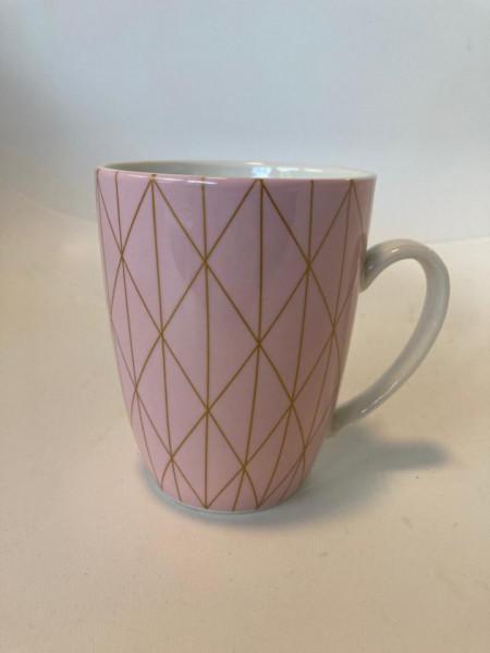 Cana romburi roz