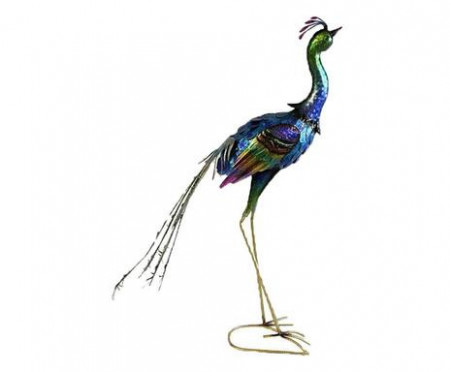 Decoratiune Peacock I