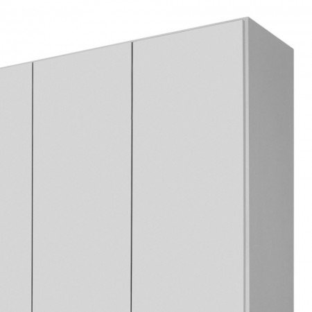Dressing Mainz, alb alpin, 226 cm, cu 5 usi