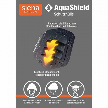 Husa pentru scaune de terasa Aqua Shield III