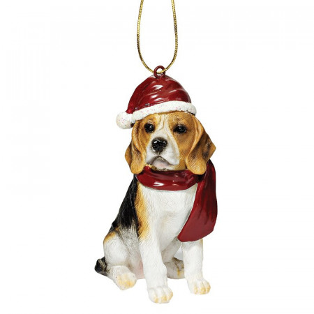 Ornament brad Beagle Dog
