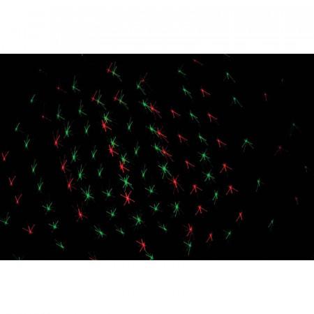 Proiector cu Laser LED, exterior/ interior, cu puncte rosii si verzi