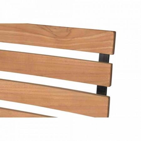 Scaun rabatabil Peru II, lemn masiv de tec