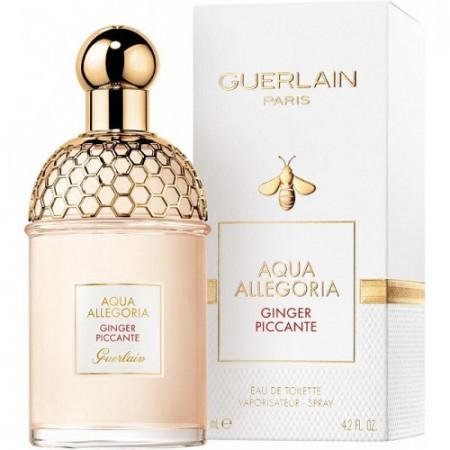 Apă de toaletă Guerlain Aqua Allegoria Ginger Piccante, 125 ml