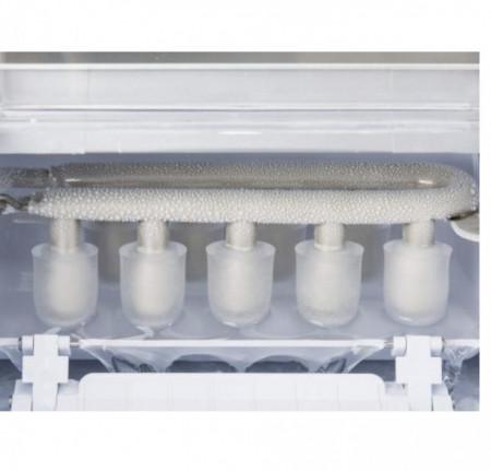 Aparat de facut cuburi de gheata H.Koenig KB14 capacitate 2.1L 3 marimi diferite de gheata LCD screen kb14