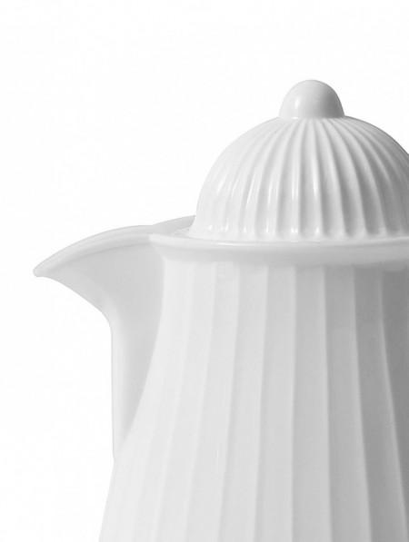 Carafă Juggie albă, 1L