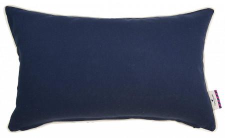 Fata de perna Tom Tailor T-Basic , albastru 30x50 cm