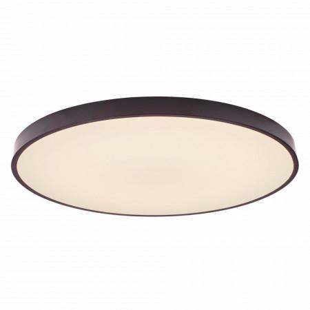 Plafoniera LED Slimline otel/sticla acrilica, alb, 1 bec, 230 V