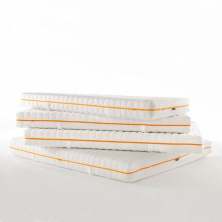 Saltea cu spumă rece Mazzy, 7 zone de confort, 160 x 200 cm